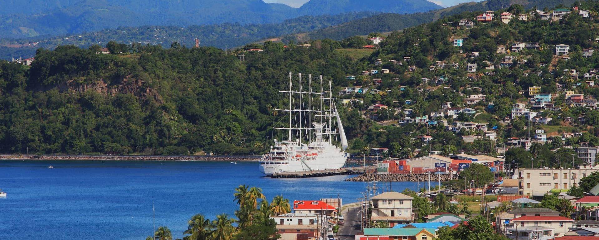 Dominica Port